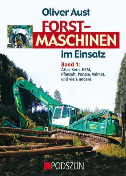 Buch Forstmaschinen im Einsatz - Band 1