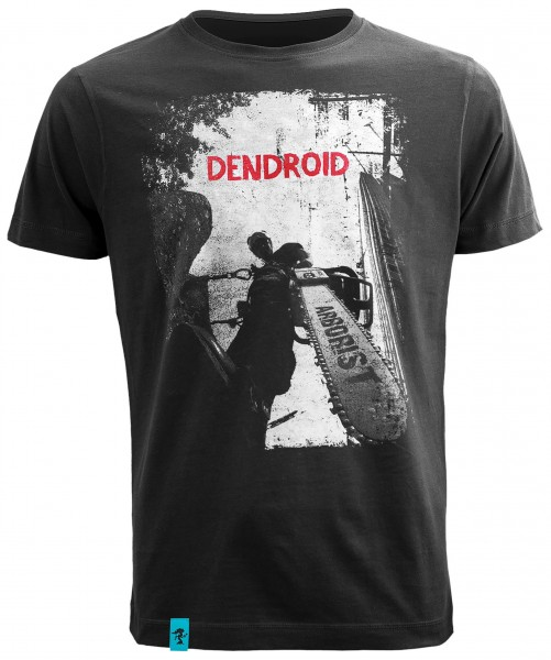 Dendroid High Rise T-Shirt