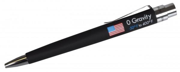 Stift Space Pen 0-Gravity, schwarz