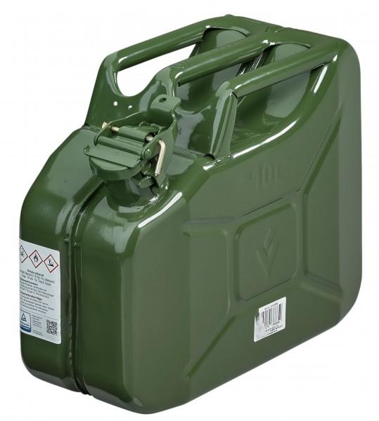 Stahlblech-Benzinkanister 10 l