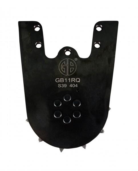 """GB Kopfstück für Titanium ProTOP-Schienen .404"""""""