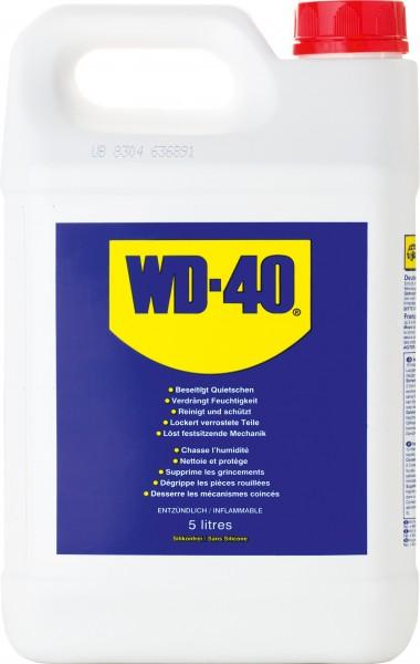 WD-40 Classic Multifunktionsöl 5-Liter-Kanister