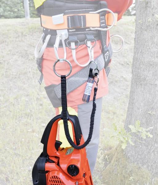 Tree Runner Überlastsicherungs Motorsägenstropp mit Falldämpfer