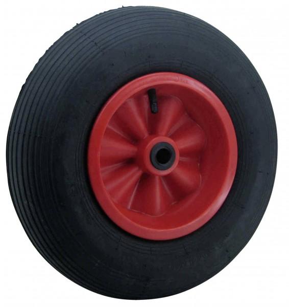Luftrad 400/100 aus Kunststoff