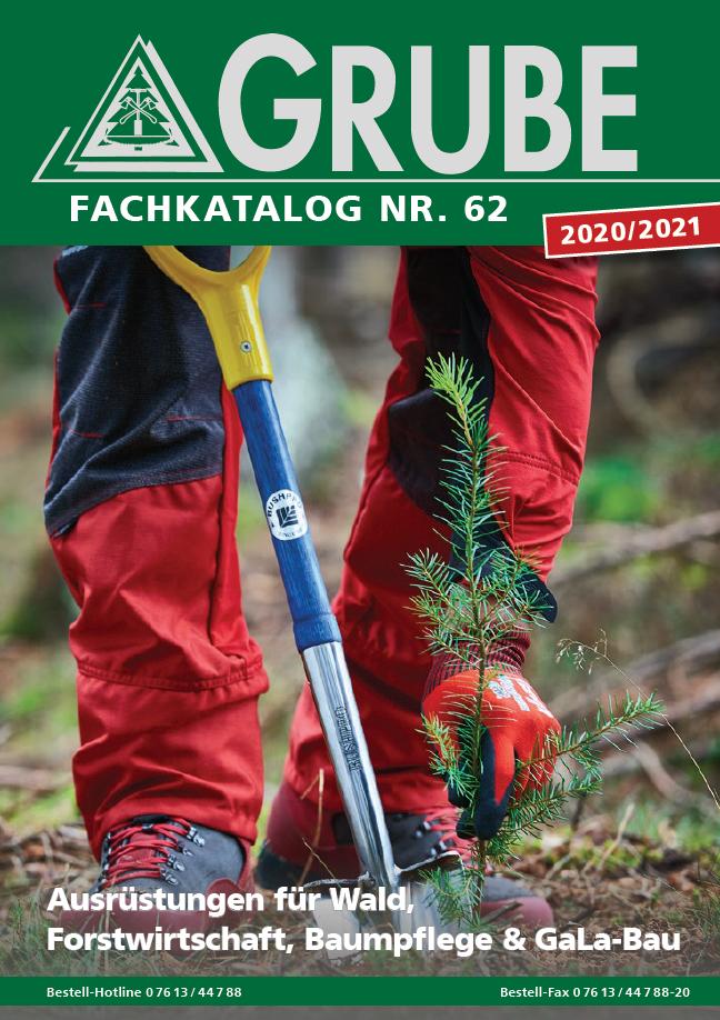 Odborný lesnícky katalóg (v nemeckom jazyku)
