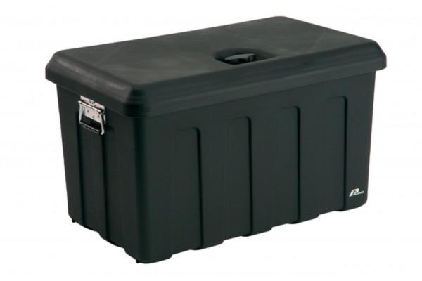 Werkzeugbox aus aus wetterbeständigem Kunststoff – Maße 80 x 47 x 50 cm (B x H x T)