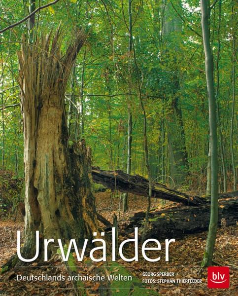 Buch Urwälder - Deutschlands archaische Welten