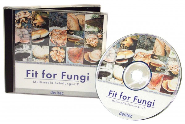 Fit for Fungi - Multimedia-Schulungs-CD - Win 10