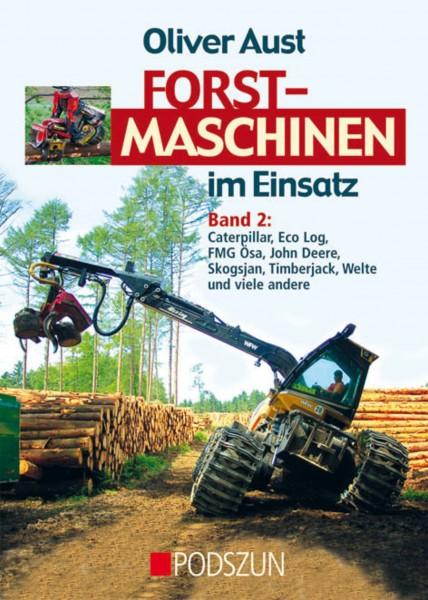 Buch Forstmaschinen im Einsatz - Band 2