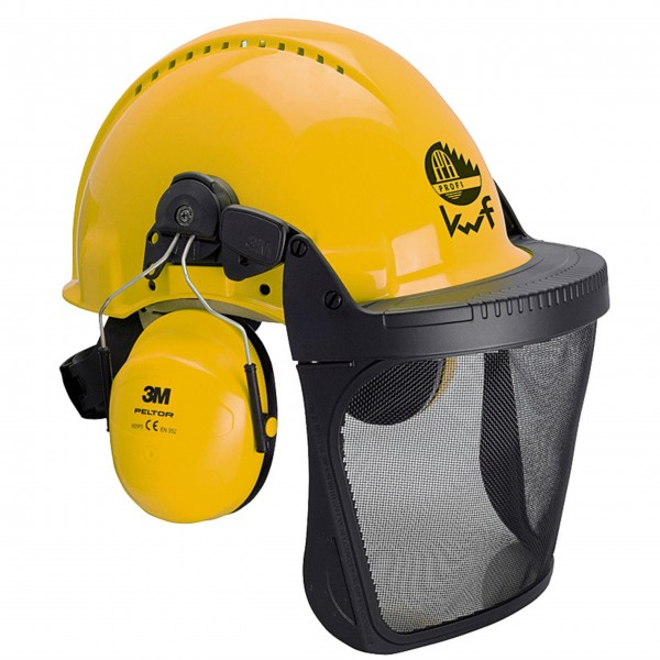 Peltor Kopfschutz-Kombination G3000M, H31, V5B