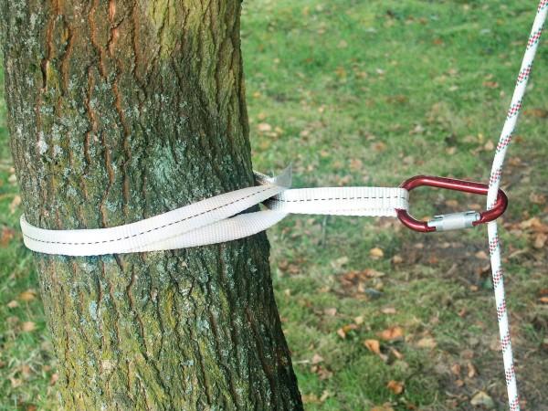 Tree Runner Rigging Bandschlinge 28 kN, Breite 25 mm