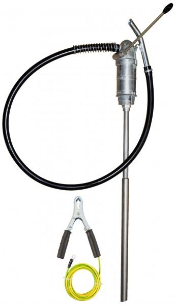 Mekanisk pumpe til tromler