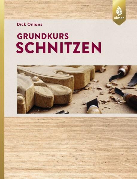 Buch Grundkurs Schnitzen