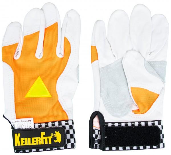 Keiler Fit Orange Handschuhe