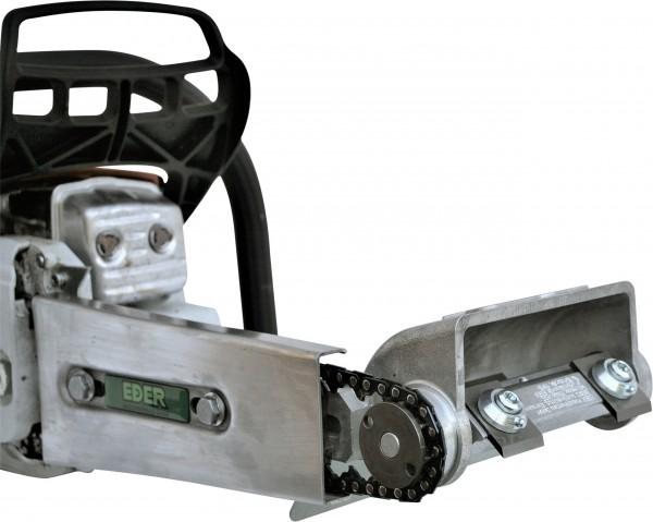Eder Schälgerät-Anbaugerätekopf für Kettenantrieb