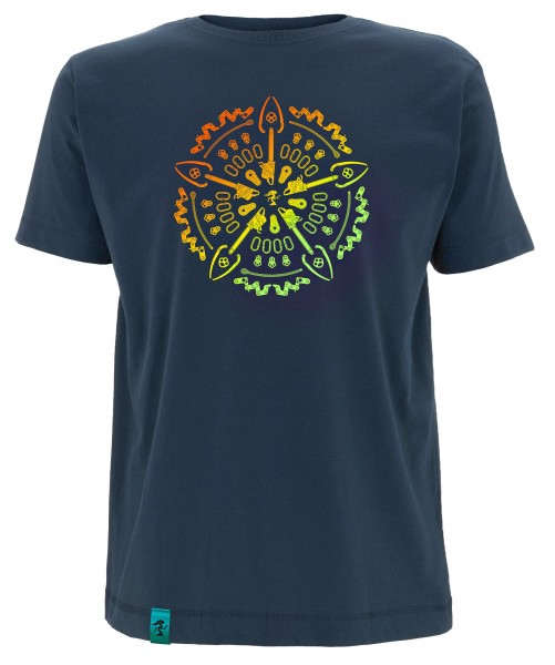 Dendroid Symmetree Herren-T-Shirt