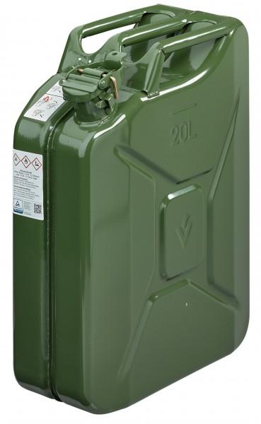 Stahlblech-Benzinkanister 20 l