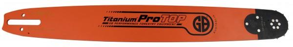 """GB Führungsschiene Titanium ProTOP 3/8"""", 1,6 mm, 105 cm"""