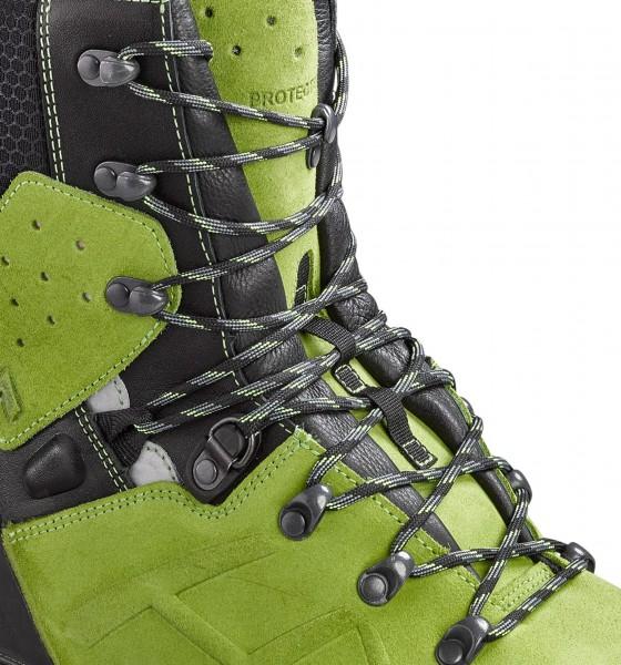 Haix Protector Ultra Schnürsenkel, lime green