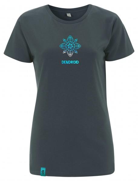 Dendroid Symmetree Damen-T-Shirt