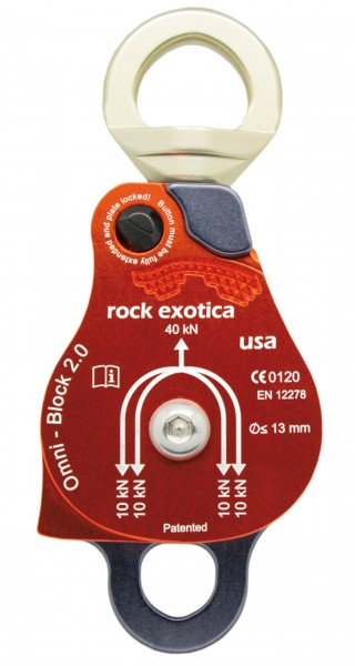 "Rock Exotica Omni Block 2,0"" Double"