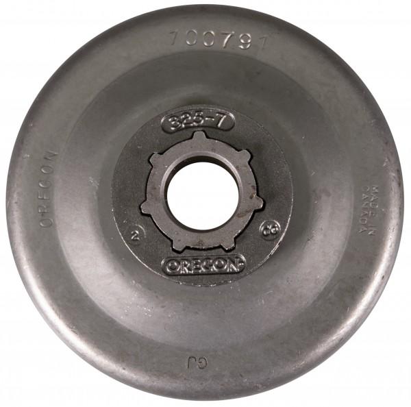 """Oregon Ringkettenrad .325"""", 7 Zähne, Nabengröße klein"""