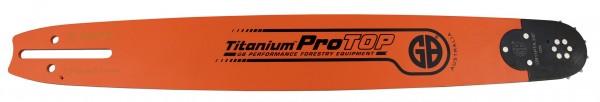 """GB Führungsschiene Titanium ProTOP 3/8"""", 1,5 mm, 40 cm"""