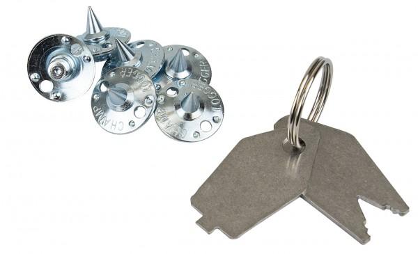 Andrew Spike-Kit für Schnittschutzstiefel
