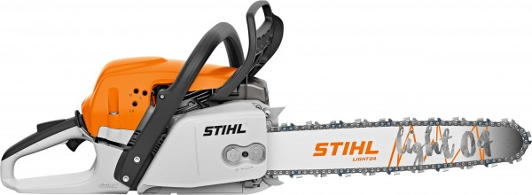 Stihl Motorsäge MS 291 mit Führungsschiene Light 04