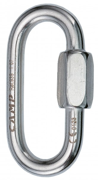 Camp Oval Qick Link Stainless