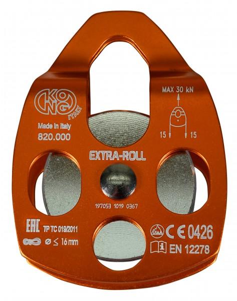 Kong Extra Roll Seilrolle