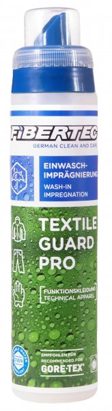 Fibertec Textile Guard Pro Einwaschimprägnierer