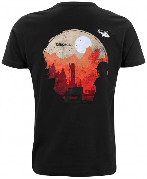 Dendroid Dream Day T-Shirt