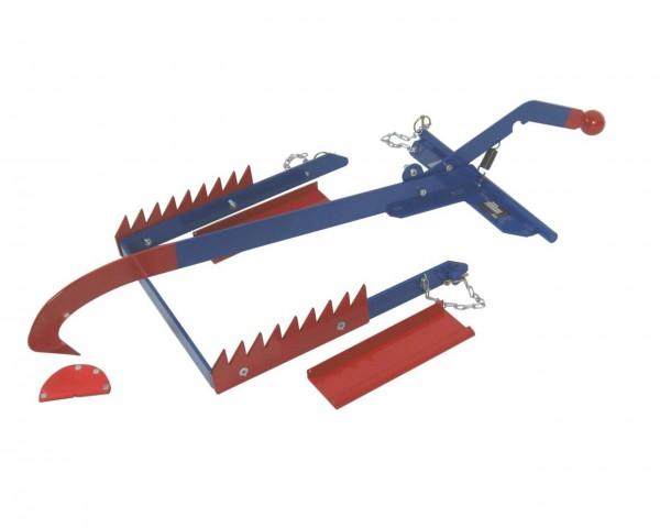 Stammholz-Anbausatz für Goliath Hebel-Transportkarre