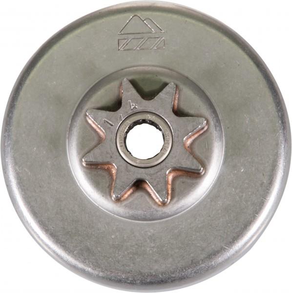 """Kædehjul 1/4"""" Dolmar PS-3410,"""