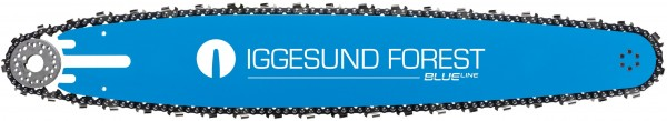 Iggesund Blue Line Power Fit Harvesterschiene