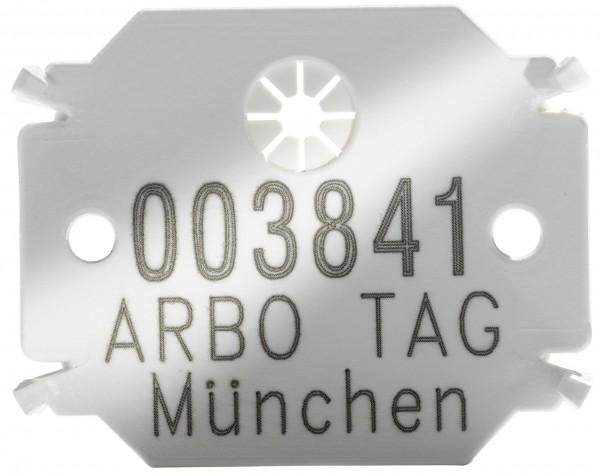 Arbo Tag Standard Plättchen