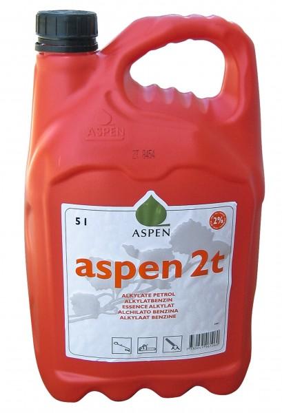 ASPEN 2T Sonderkraftstoff