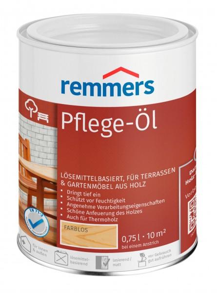 Bezfarebný ošetrujúci olej Remmers
