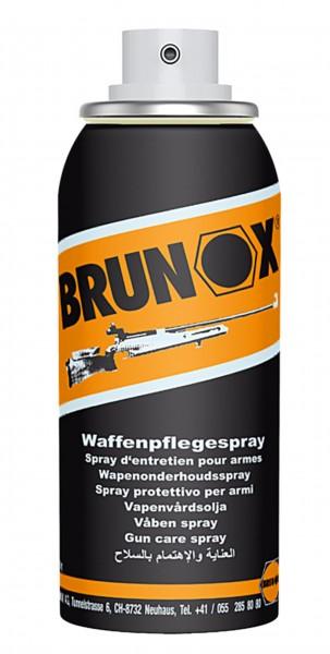 Brunox spray til våbenpleje