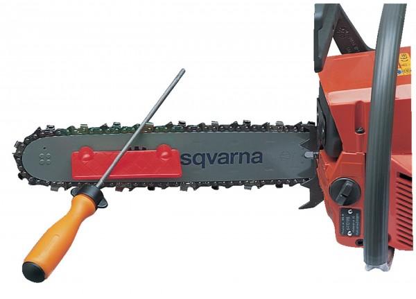 File-gitter med magnet