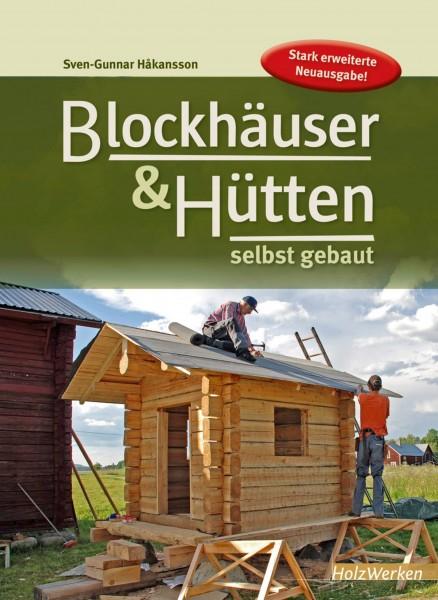 Buch Blockhäuser und Hütten - selbst gebaut