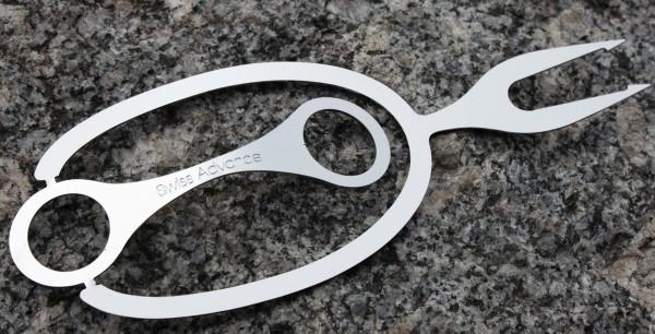 Grillspieß und Messer Doro