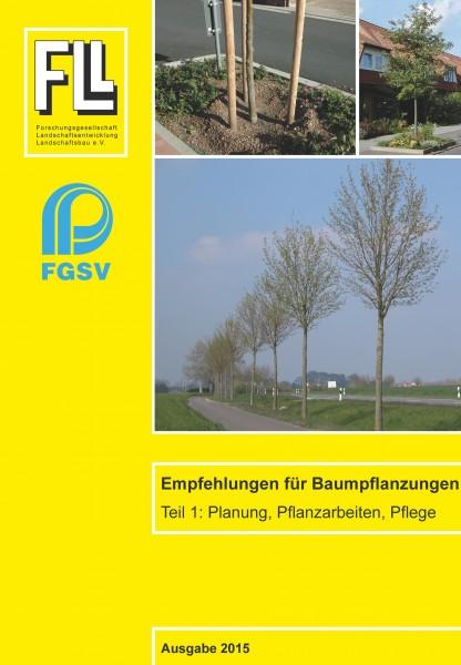 Baumpflanzungen Teil 1