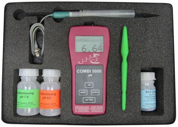 Step Systems pH-Messgerät pH 5000