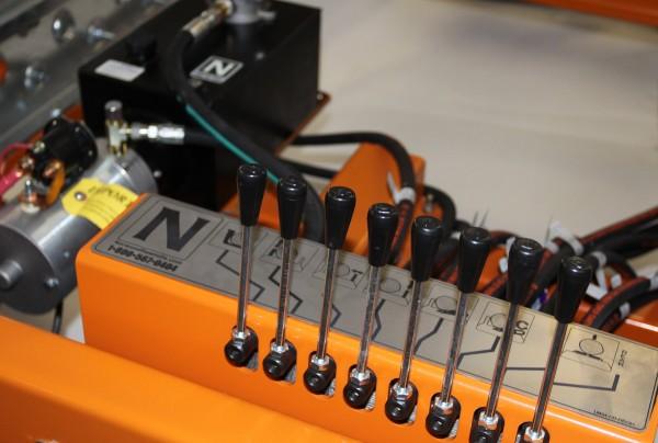 Píla Norwood s integrovaným systémom hydraulického čerpadla pre HD 36