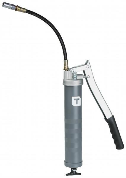 Fedtpresse med pumpearm til 400-g-patroner