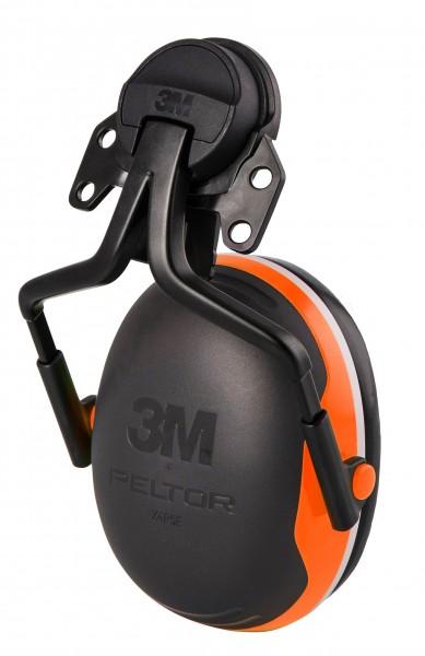 Peltor X4 Gehörschutz mit Helmbefestigung