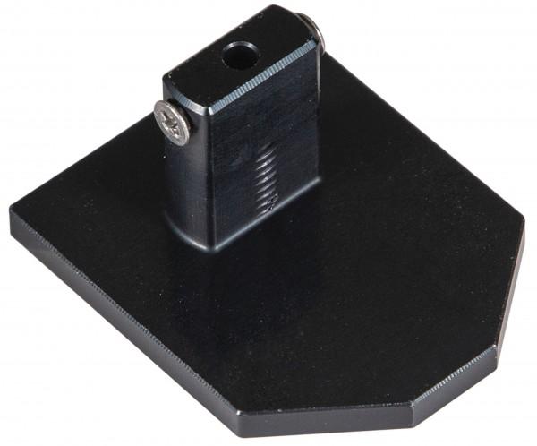 Nestle Kopfplatte für Teleskopmeter Telefix