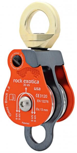 "Rock Exotica Omni Block 1,5"" Double"